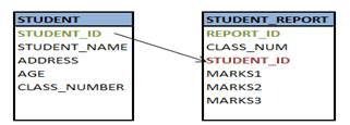 Database Mapping Access