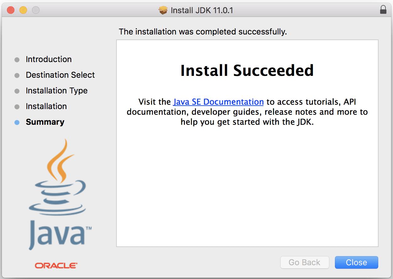 install java 11 on mac