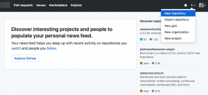 How to Create a new Repository on GitHub