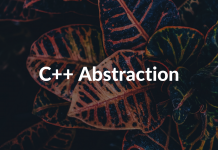 C++ Abstraction