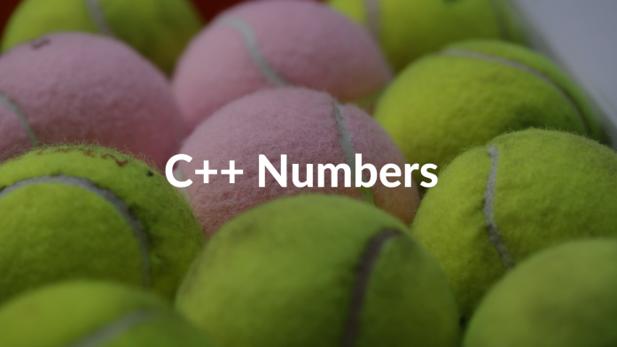 C++ Numbers