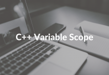 C++ Variable Scope