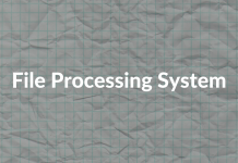 File Processing System