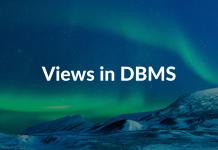 Views in DBMS