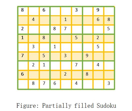 Valid Sudoku