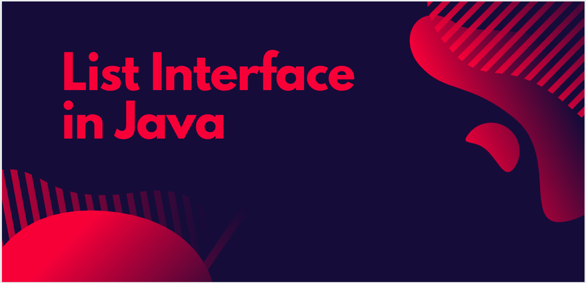 List Interface in Java