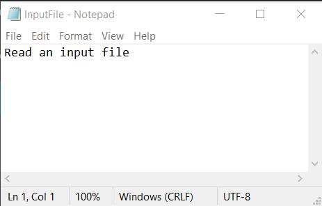 Java FileWriter