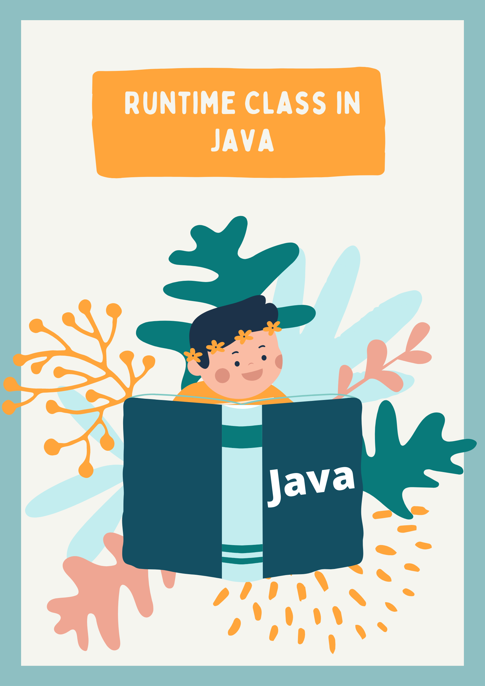 RunTime Class in Java