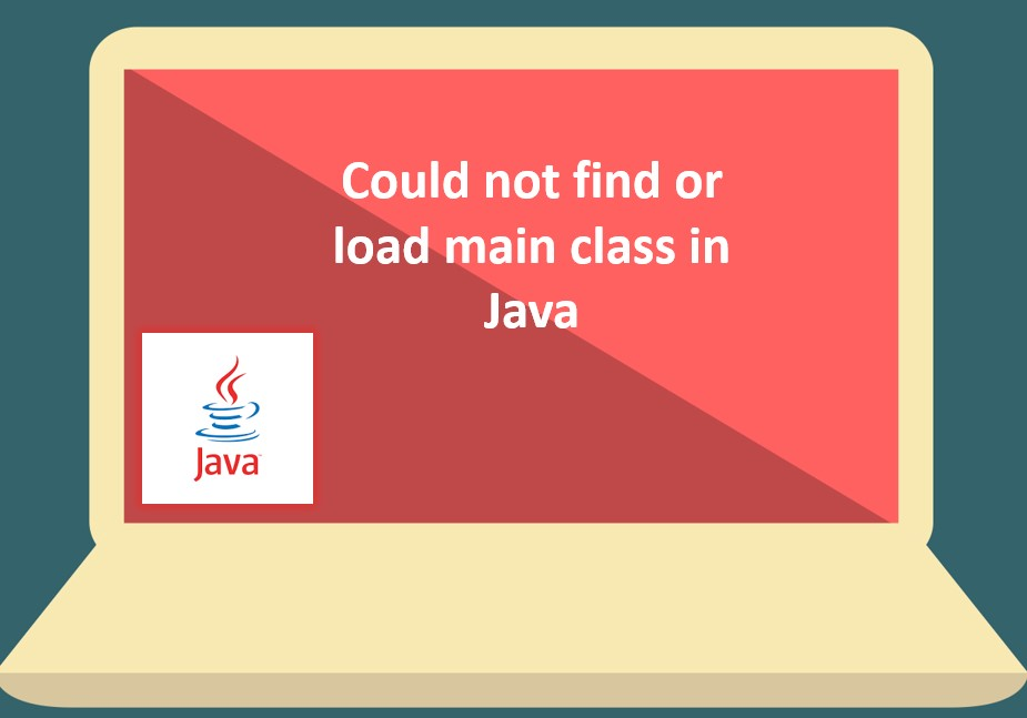 Could not find or load main class in Java