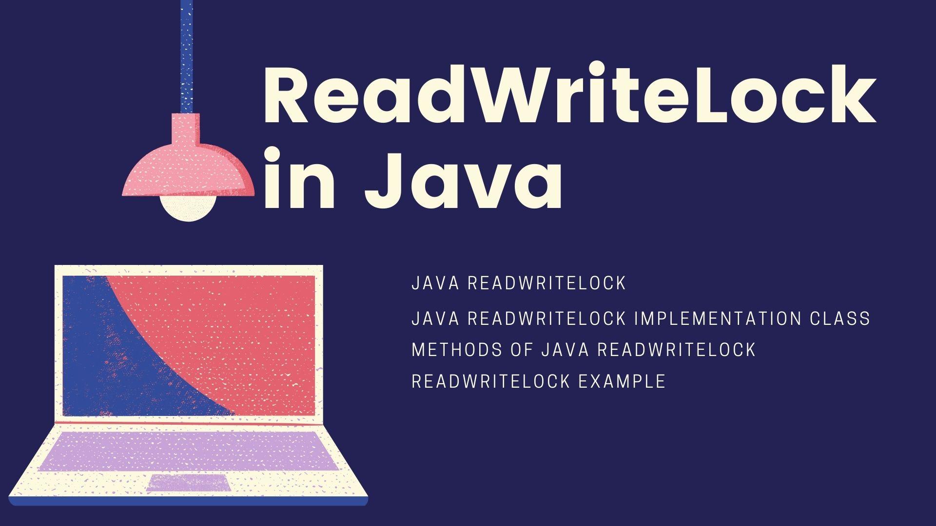 ReadWriteLock in Java